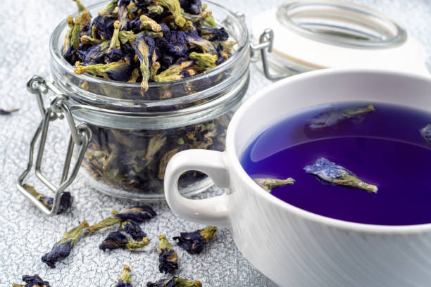 Butterfly pea flower blue tea healthy detox herbal drink on light picture id1199164191?b=1&k=6&m=1199164191&s=612x612&w=0&h=mvfdi9cho7kqxkboq2gabidhbqq6b2gltj9fauiozl8=