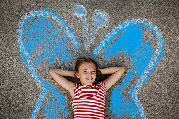 butterfly - - engel zeichnen stock-fotos und bilder
