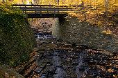 Buttermilk Falls, North Chagrin Reservation