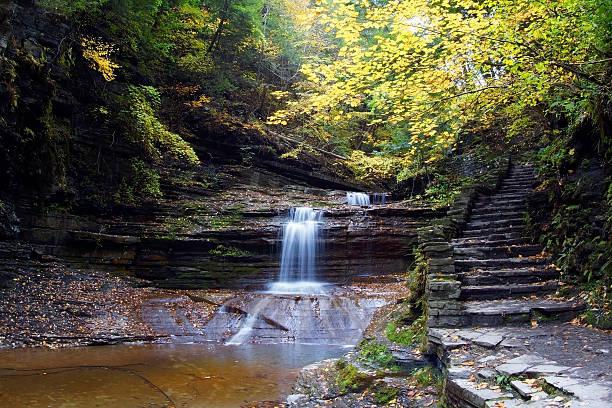 Buttermilk Falls State Park – Foto