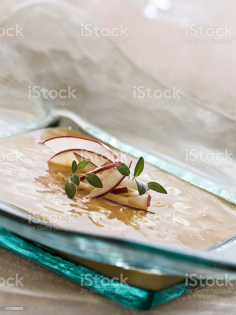butternut bisque stock photo