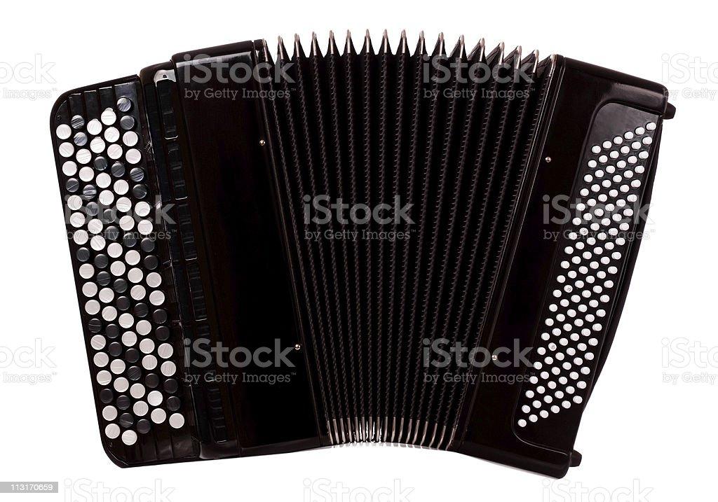 button accordion royalty-free stock photo