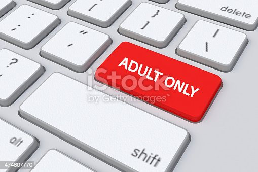 istock button keyboard concept 474607770