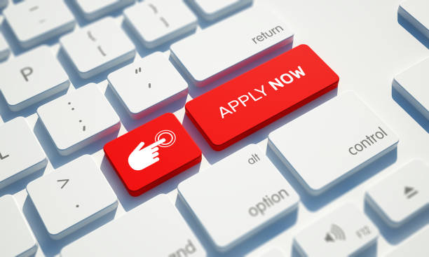 APPLY NOW Button on Computer Keyboard APPLY NOW Button on Computer Keyboard applying stock pictures, royalty-free photos & images