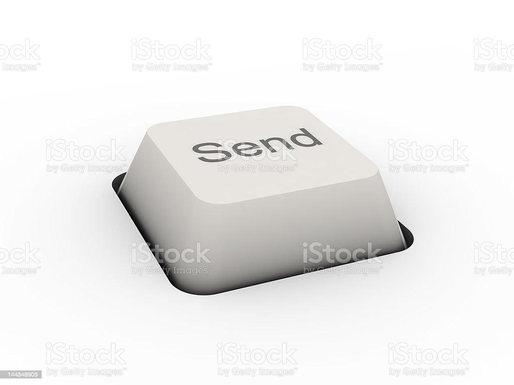 button send stock photo