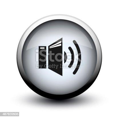 istock button sound on 2d 467920505