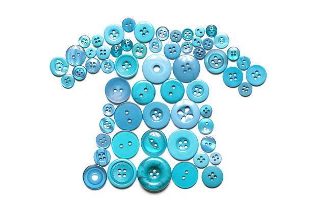 Buttondress stock photo