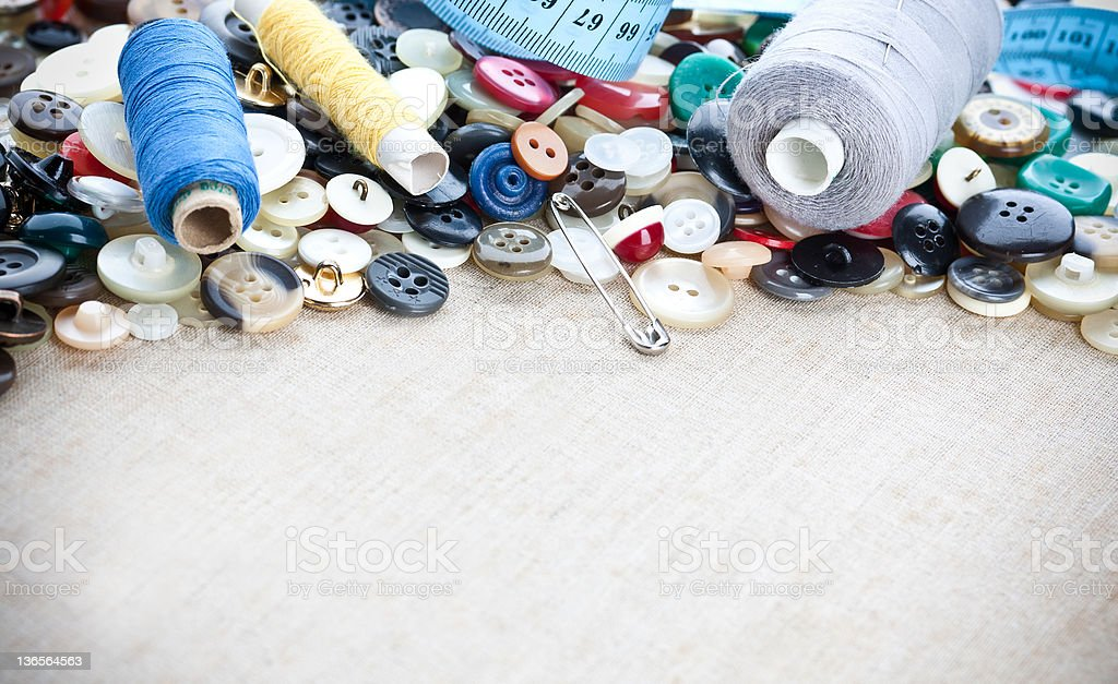 Buttons frame royalty-free stock photo