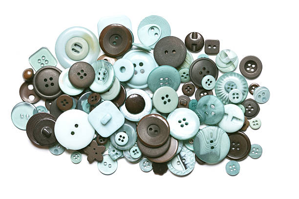 Buttons3 stock photo