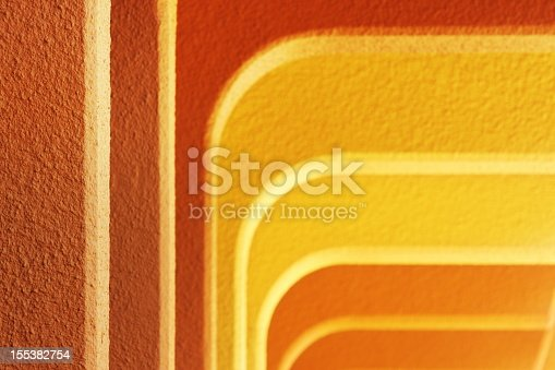 168248826 istock photo Buttress Column Stucco Ceiling Arch 155382754