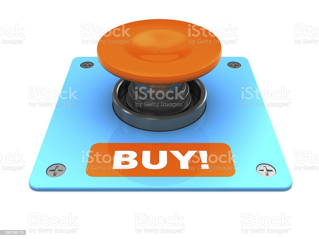 buy button royalty-free stock photo