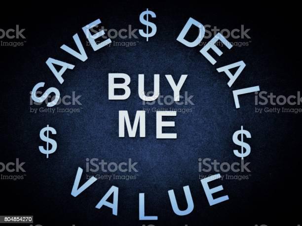 Kauf Mich Stockfoto und mehr Bilder von Abmachung - iStock