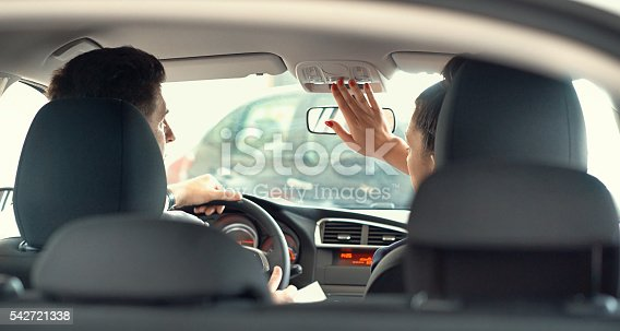 istock Buying a car. 542721338