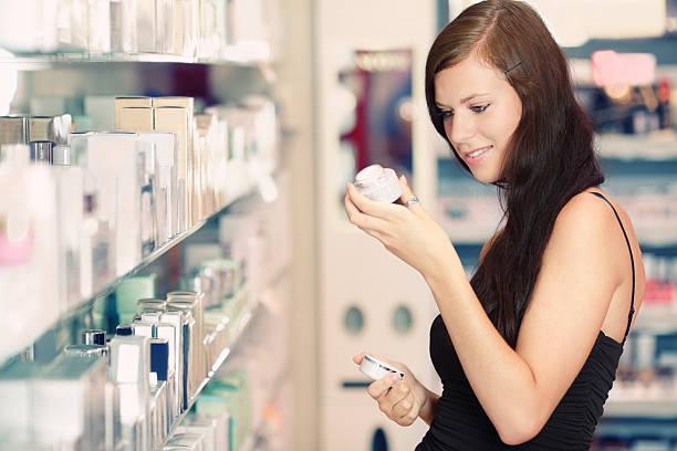 Kauf von Kosmetik – Foto