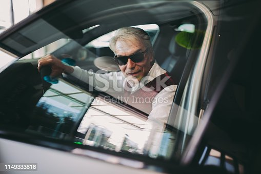 1138561232 istock photo Buying luxury car 1149333616