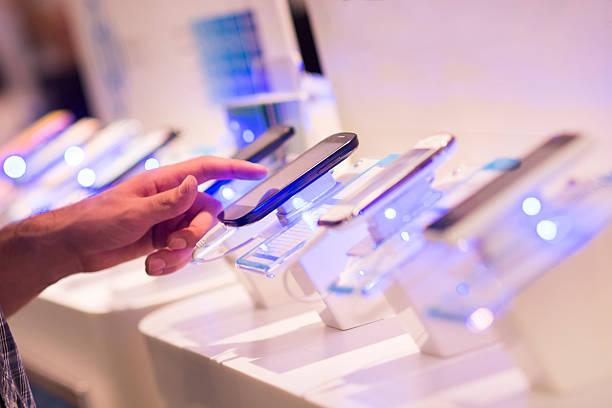 Kauf von Smartphone – Foto