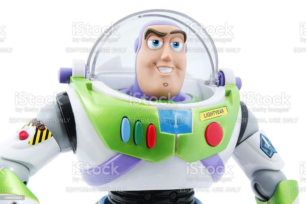 Buzz Lightyear stock photo