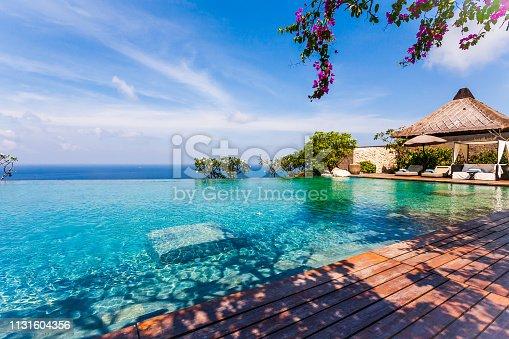 Bali, Urlaubsort, Ferienhaus, Schwimmbecken, Asien