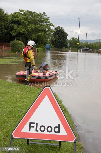 By The Flood Stock Photo & More Pictures of Accidents and Disasters