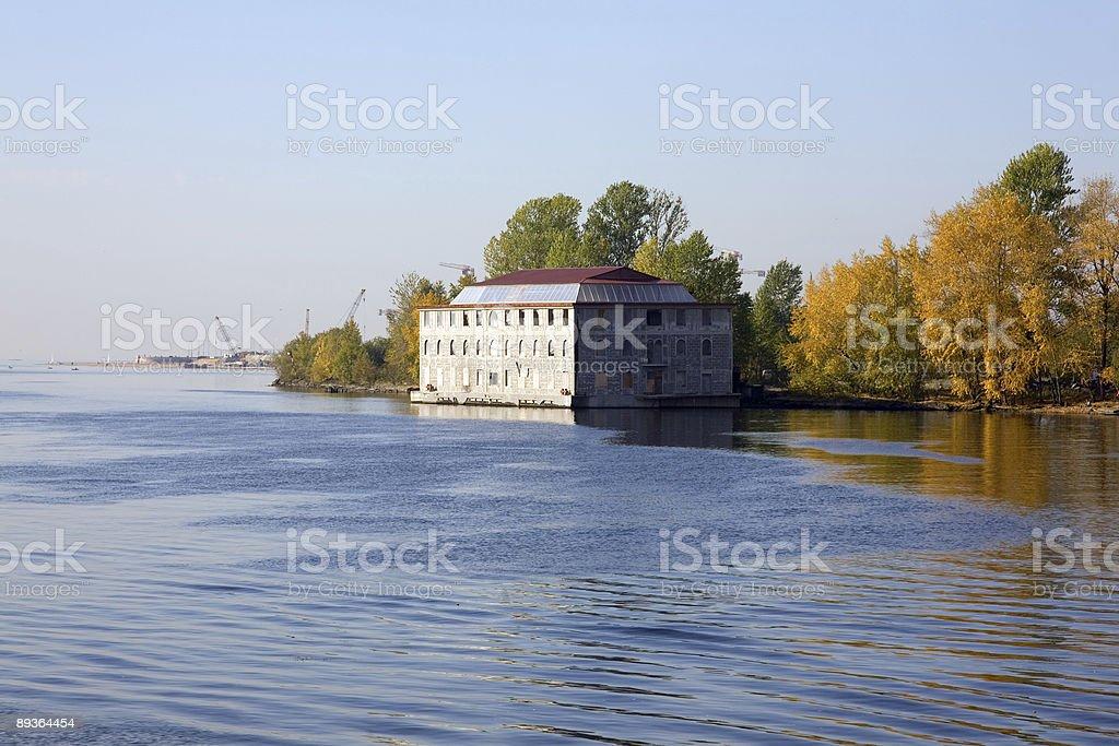 Il fiume foto stock royalty-free