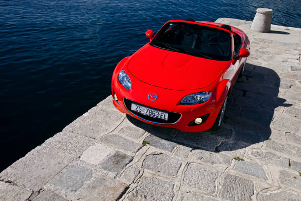 MX - 5 by the sea – Foto