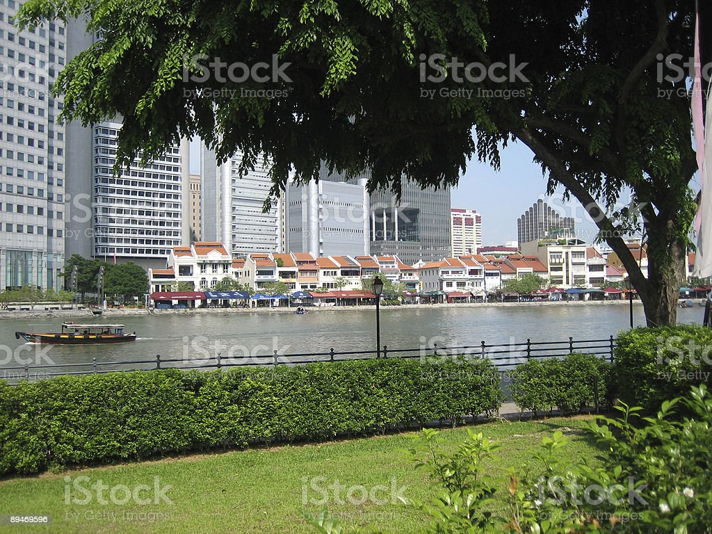 By the waterside royalty-free stock photo