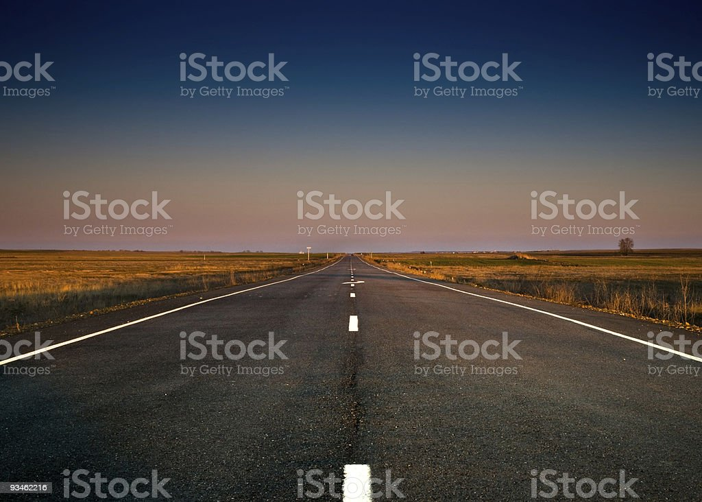 By the way royalty-free stock photo