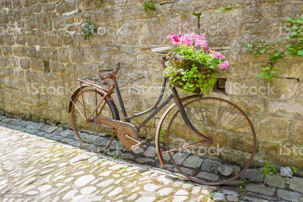 Bycicle. stock photo