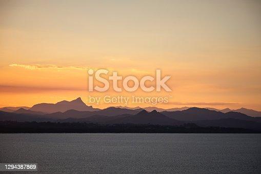 istock Byron Bay at sunset 1294387869