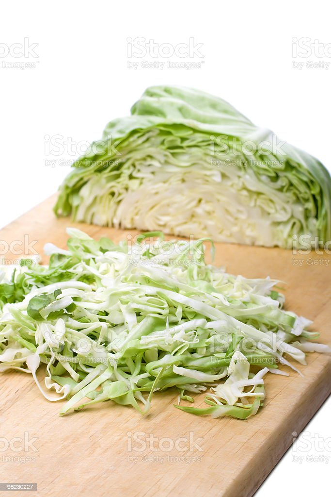 Cabbage. royalty-free stock photo