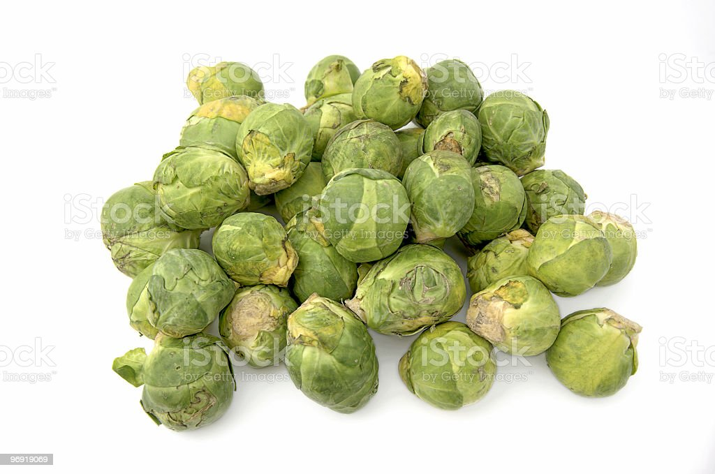 Cabbage stack royalty-free stock photo