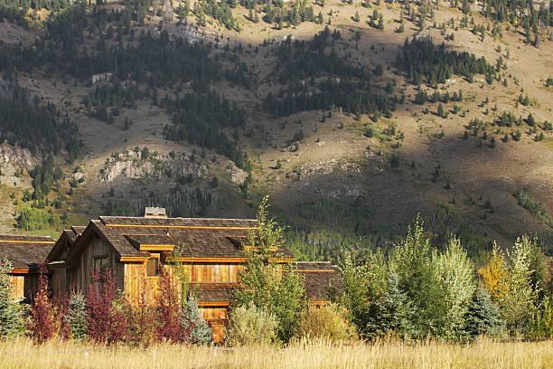 kabine architektur landschaft - own wilson stock-fotos und bilder