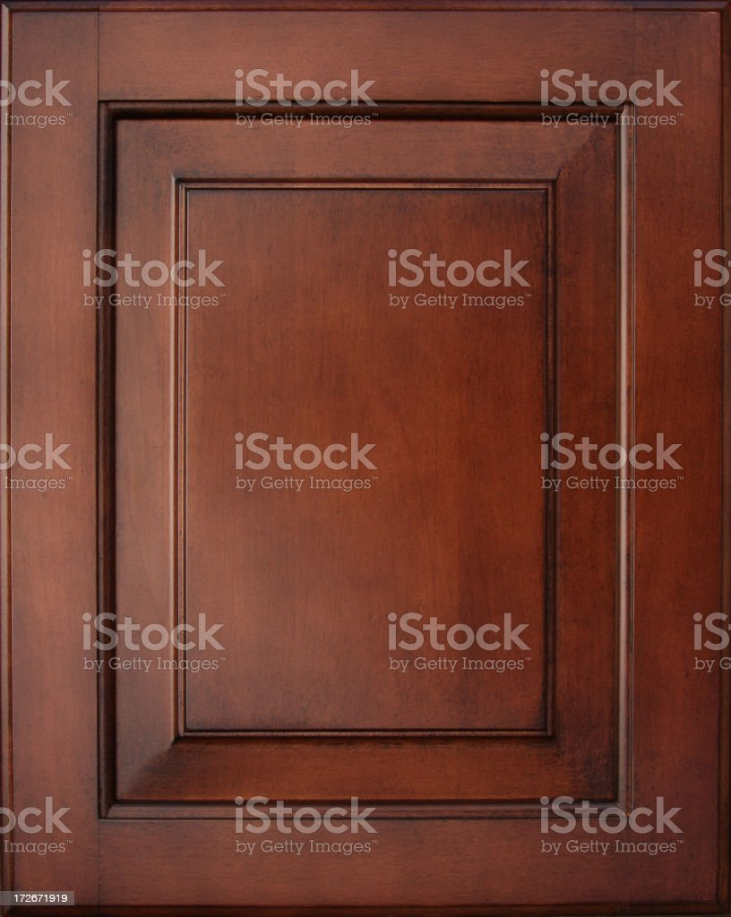 Cabinet Door stock photo