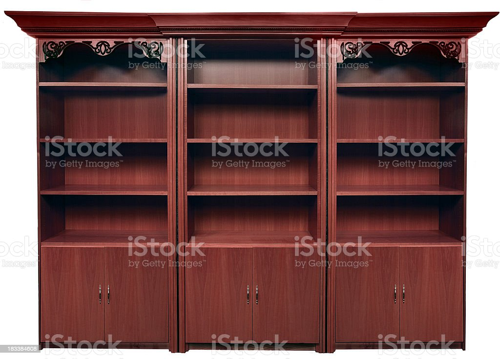 Cabinet royalty-free stock photo