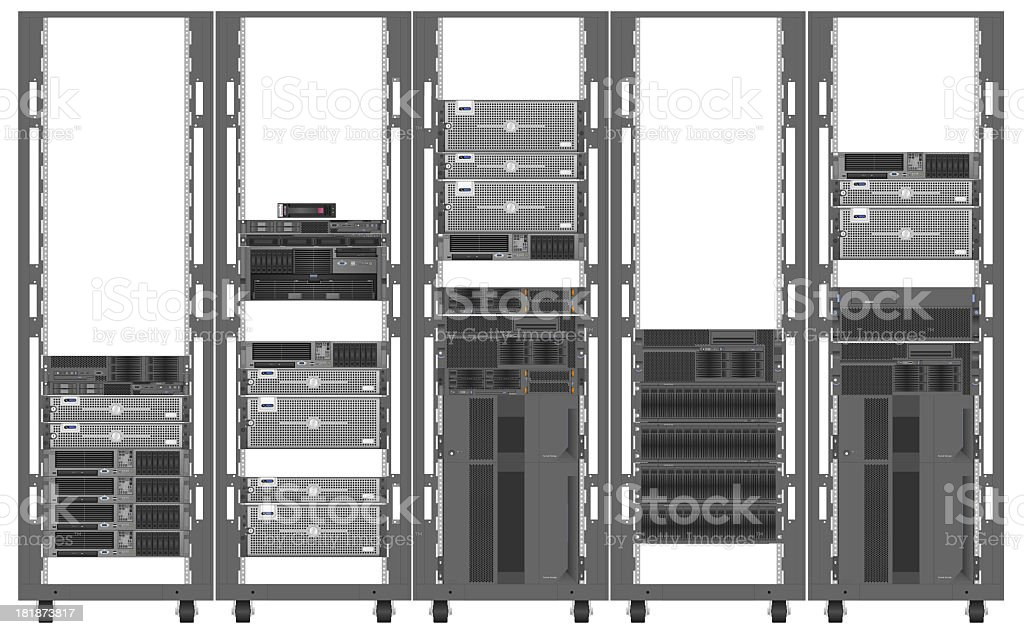 cabinets stock photo