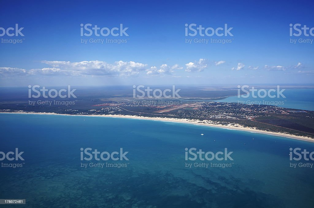 Cable Beach stock photo