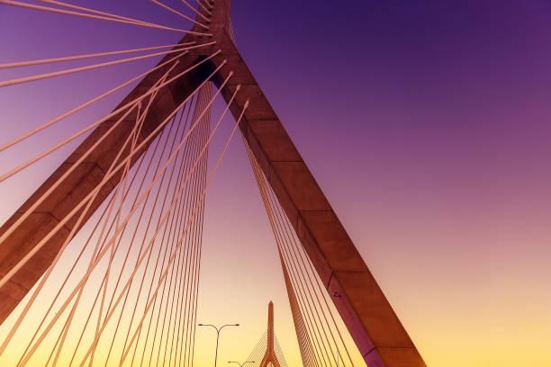 Kabelbrücke – Foto