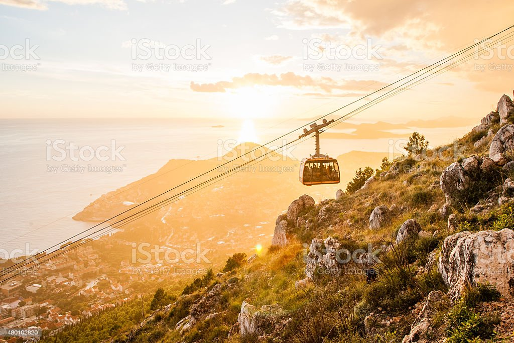 Straßenbahn in Dubrovnik – Foto