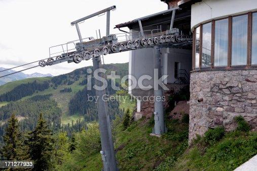 istock Cable car in Kitzbuhel 171277933