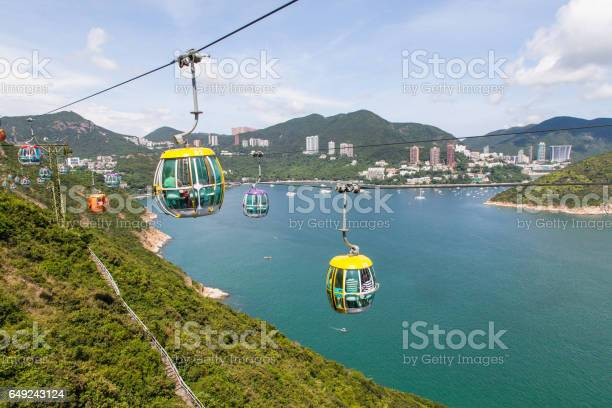 Cable car in ocean park in hong kong picture id649243124?b=1&k=6&m=649243124&s=612x612&h=cbcnvmqzviiq2ejwbgwgks135mhutkqkzh9plyvkwas=