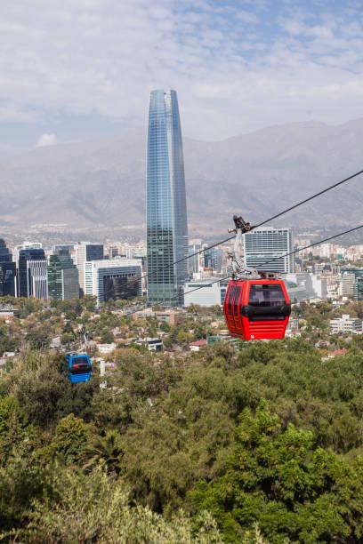 Straßenbahn in Santiago de Chile – Foto