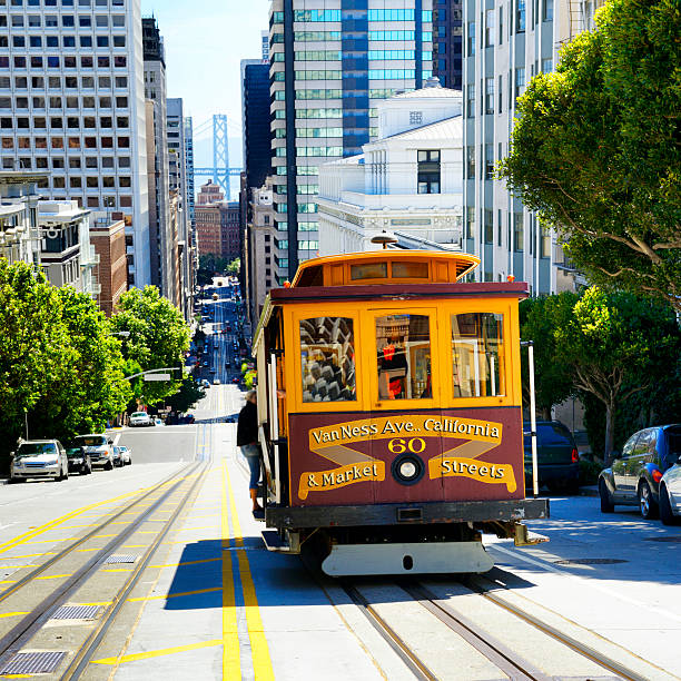 Royalty Free San Francisco Cable Car Pictures, Images And