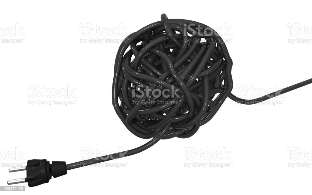Ball Of Electrical Wires - WIRE Center •