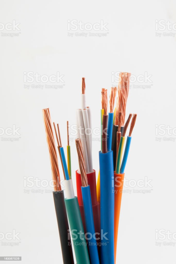 cable royalty-free stock photo