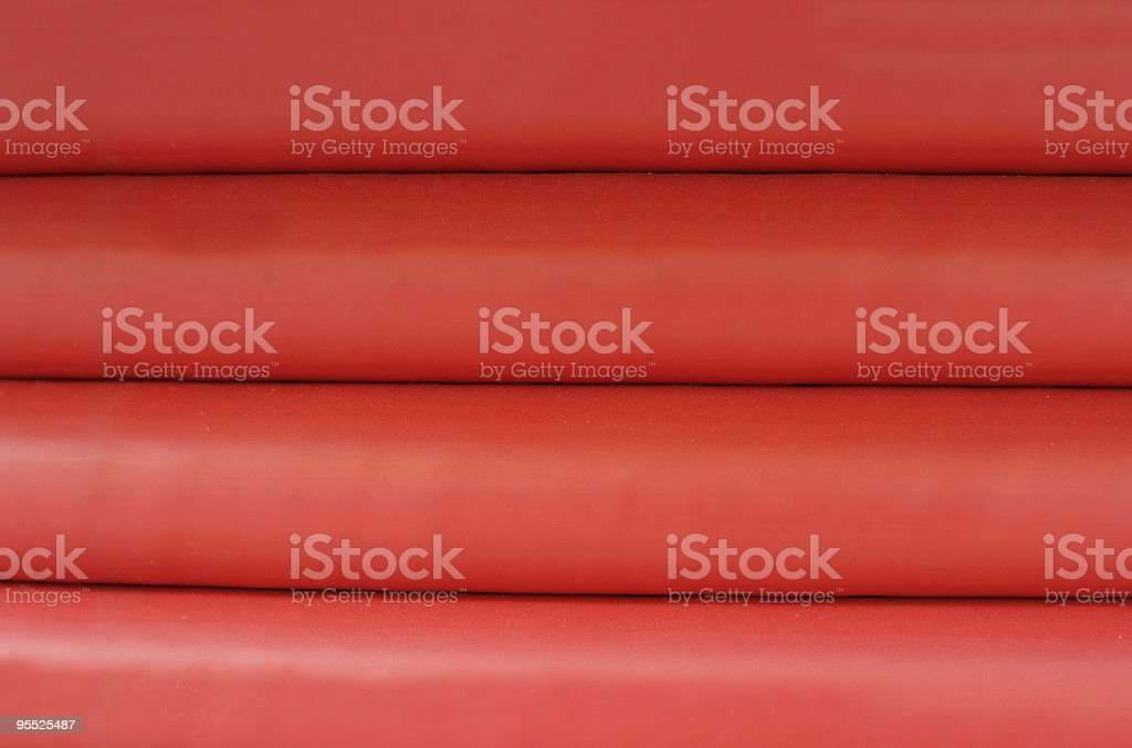 XLPE Cable stock photo
