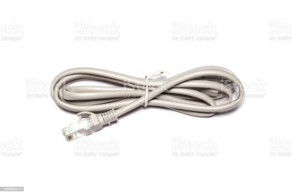 LAN Cable zbiór zdjęć royalty-free