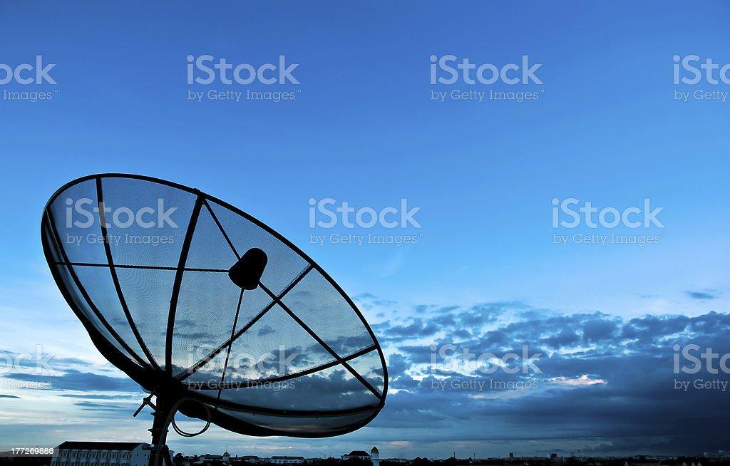 cable telecom stock photo