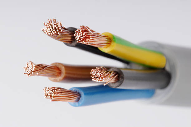 kable - przewód składnik elektryczny zdjęcia i obrazy z banku zdjęć