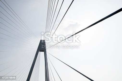 156725382 istock photo Cable-stayed bridge 472576848