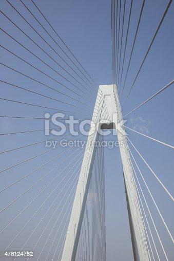 156725382 istock photo Cable-stayed bridge 478124762